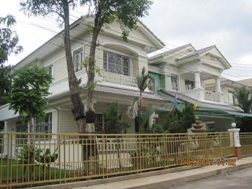 บ้านเดี่ยวหลุดจำนอง ธ.ธนาคารกรุงศรีอยุธยา จังหวัดปทุมธานี ธัญบุรี ประชาธิปัตย์