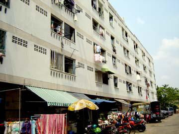 ห้องชุดหลุดจำนอง ธ.ธนาคารกรุงศรีอยุธยา กรุงเทพมหานคร เขตบางกะปิ คลองจั่น