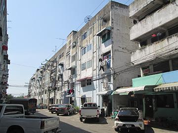 ห้องชุดหลุดจำนอง ธ.ธนาคารกรุงศรีอยุธยา กรุงเทพมหานคร เขตบางเขน คลองหกวาสายล่างฝั่งใต้