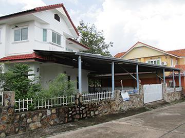 บ้านเดี่ยวหลุดจำนอง ธ.ธนาคารกรุงศรีอยุธยา จังหวัดชลบุรี บางละมุง หนองปลาไหล