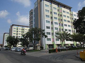 ห้องชุดหลุดจำนอง ธ.ธนาคารกรุงศรีอยุธยา จังหวัดชลบุรี เมืองชลบุรี เสม็ด