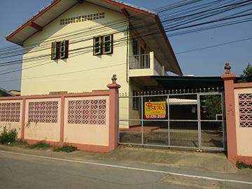 อาคารที่พักอาศัยหลุดจำนอง ธ.ธนาคารกรุงศรีอยุธยา จังหวัดเพชรบุรี เมืองเพชรบุรี บ้านหม้อ(คลองกระแซง)