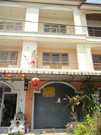 ตึกแถวหลุดจำนอง ธ.ธนาคารกรุงศรีอยุธยา จังหวัดเพชรบุรี เมืองเพชรบุรี คลองกระแซง