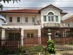 บ้านหลุดจำนอง ธ.ธนาคารกรุงเทพ กรุงเทพมหานคร ลาดกระบัง คลองสองต้นนุ่น