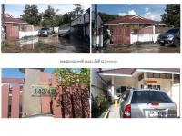 บ้านแฝดหลุดจำนอง ธ.ธนาคารธนชาต พังงา ตะกั่วป่า บางนายสี