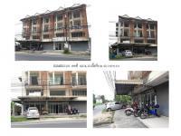 อาคารพาณิชย์หลุดจำนอง ธ.ธนาคารธนชาต สุราษฎร์ธานี เกาะสมุย หน้าเมือง